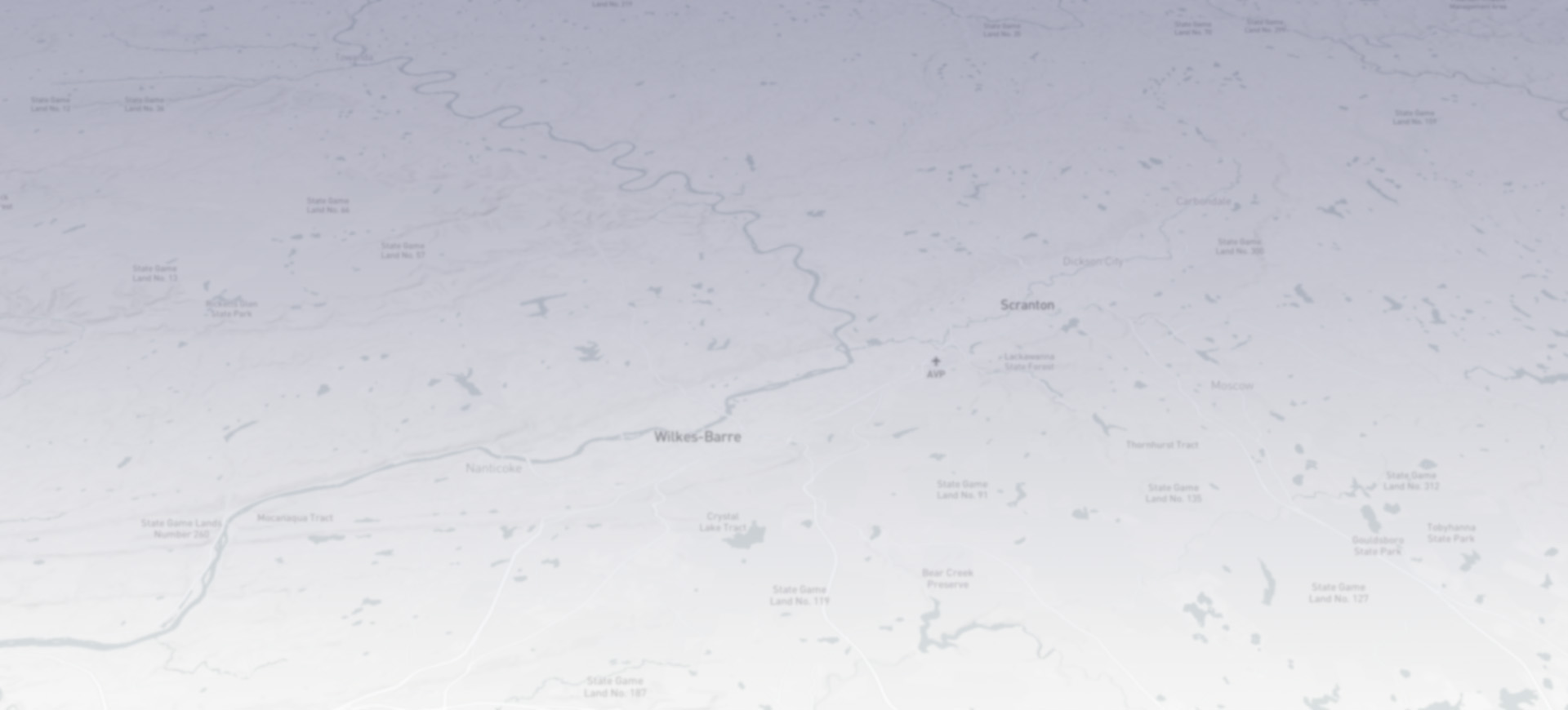 Leadership Wilkes-Barre Community Impact Map