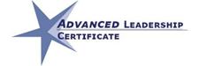 Advanced Leadership Certificate